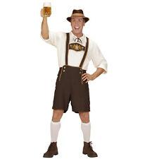 BAVARIAN OKTOBERFEST GERMAN FANCY DRESS COSTUME ACCESSORY MEN MANS MALE