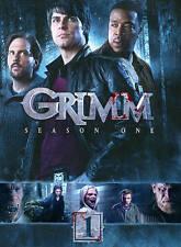 Grimm: First Season 1 (DVD, 2012, 5-Disc Set)