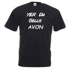 Yer da Vende Avon T-Shirt, Glasgow escocés bromas, papá chistes, Gracioso Grosero