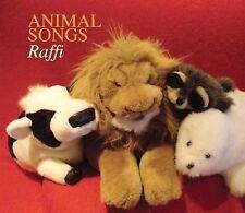 RAFFI-ANIMAL SONGS CD NEW