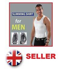 Para Hombre Adelgazante Corporal Slim N Lift Shaper Belly Buster Ropa Interior Chaleco compresión