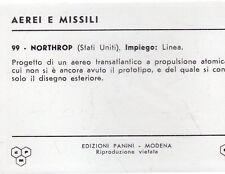 [D02] MANCOLISTA FIGURINA PANINI AEREI MISSILI NUOVE NUMERI 94/185