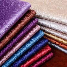 Thick 3D European Emboss Pleuche Cushion Sofa Upholstery Flannel Diy Fabric