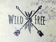 Stamp ST-033 Wild and Free ~ UMR Stamp