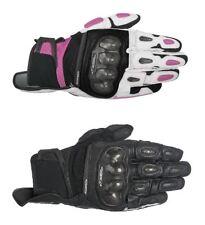 Alpinestars Stella Sp-X Aria Carbon Donna in pelle Guanti Moto Motocicletta