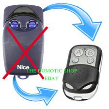 Mando de Garaje compatible para NICE FLO 2 - FACIL copia por enfrentamiento