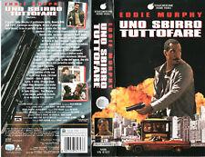 Uno sbirro tuttofare (1996) VHS
