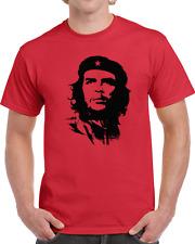Che Guevara Fidel El Caballo Castro Cuba Men's T-shirt 100% Cotton New From US