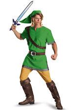 Legend of Zelda Link Classic Adult Costume
