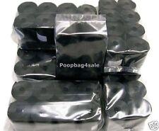 2000 PET DOG WASTE PICK CLEAN UP POOP BAGS & REFILLS