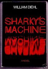SHARKY'S MACHINE (William Diehl/1st US/Burt Reynold's movie)
