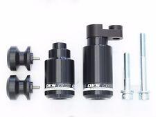 OES Frame Sliders & Spools 08 09 2010 11 12 13 14 15 16 Yamaha YZFR6 R6 No Cut