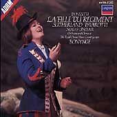 Donizetti: La Fille du R'giment (CD, Aug-1986, 2 Discs, London)