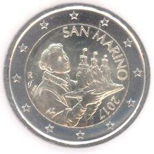 San Marino alle 2 Euro Kursmünzen - alle Jahre wählen - Neu