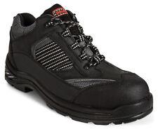 Hard Yakka Men's Bomber Safe Hike Low Boot - Black