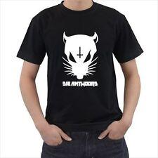 DIE ANTWOORD Rat Head logo tee T shirt Ninja Yolandi Hip Hop Rave Techno