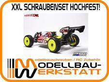 XXL Schrauben-Set Stahl hochfest Mugen MBX-6R MBX-6 Mspec screw kit