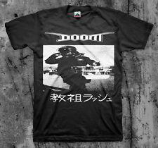 DOOM  'Japan' T shirt (ENT Discharge Disrupt Crust)