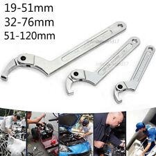 Hakenschlüssel Gelenk Zapfenschlüssel Nutmutternschlüssel 19-51, 32-76, 51-120mm