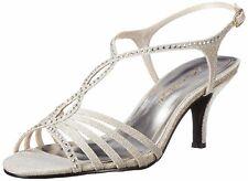 Caparros Womens Sabrina Open Toe Special Occasion Slingback Sandals
