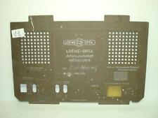 TAPA TRASERA DE RADIO. BACK LID RADIO LOEWE OPTA TYPE OPTA-MAG 8053WB.  COD$*11