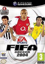 FIFA Football 2004 (Gamecube), Very good Gamecube, Gamecube video games