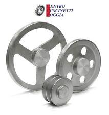 Puleggia Alluminio Monoblocco Sezione A - Aluminium Pulley SPA