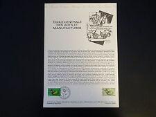 FRANCE MUSEE POSTAL FDC 32-79  ECOLE DES ARTS ET MANUFACTURES  1,80F  PARIS 1979