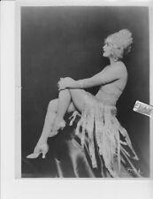 Gilda Gray leggy VINTAGE Photo