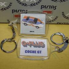 Aurora AFX G+ BMW M1 Slot Car Key Chain 1980s