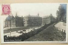 NORVEGE NORGE - VICTORIA TERASSE KRISTIANIA 1921