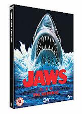JAWS 2/JAWS 3/JAWS - THE REVENGE (DVD, 2007, 3-DISC - SET, BOX SET)