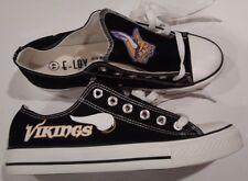 NFL Minnesota Vikings Canvas Sneakers