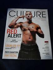 CULTURE Cannabis Lifestyle Magazine - August 2011 ~ PATO BANTON, GAME, Nuggets