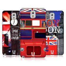 Funda Funda Diseños I Love Londres rígida posterior Funda Para Samsung Galaxy Note 3 N9000