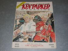 KEN PARKER MAGAZINE N.4 - OTT./NOV. 1992