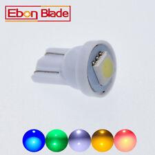 4 X T10 5050 1 LED W5W Car Auto License Plate Light Lamp Width Roof Bulb 12V DC