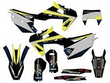2005-2010 Husqvarna Ferracci Partial Graphics Kit 125 250 450 510