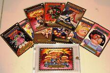 2010 GARBAGE PAIL KIDS FLASHBACK SERIES 1 GOLD CARDS U PICK 1A-80B RARE GPK
