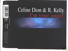 celine dion & r. kelly - i'm your angel   maxi cd