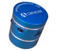 Sonic V 360° Omni-Directional Vibration Micro SD Speaker USB POWERED