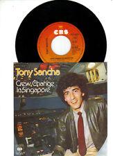 Tony Sancha   -   Crew change in Singapore