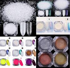 Nail Art Glitter Powder Dust UV GEL Acrylic Powder Manicure Decoration Tips