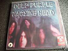 Deep Purple-Machine Head-Hör zu LP-Made in Germany
