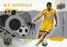 2009 Upper Deck Major League Soccer 'MLS Materials' Card Different Variations