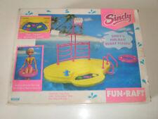 Vintage Sindy 1993 Fun Raft Floats Mib Mint Box Very Rare New