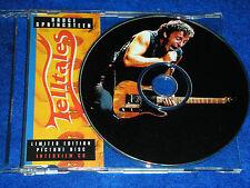 très rare CD INTERVIEW CD Telltales 1989 de BRUCE SPRINGSTEEN limited edition
