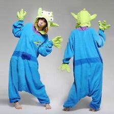 Toy Story Aliens kigurumi Unisex Adult Animal Cosplay Costume Pajamas