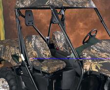 Moose UTV Bucket Seat Covers Camo Fits 08-12 Yamaha YXR700F Rhino YRBS-155