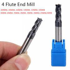 VHM Schaftfräser Z=1 für Aluminium Vollhartmetall Einzahnfräser Einschneider CNC